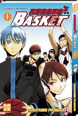 kuroko's basket - manga