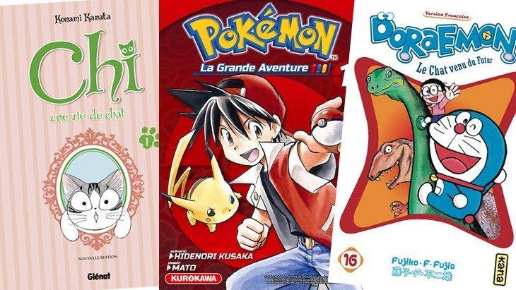Manga : 5 idées de séries pour débuter (à partir de 8 ans)