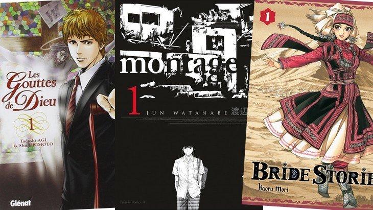 Manga : 6 idées de série pour convertir tes parents