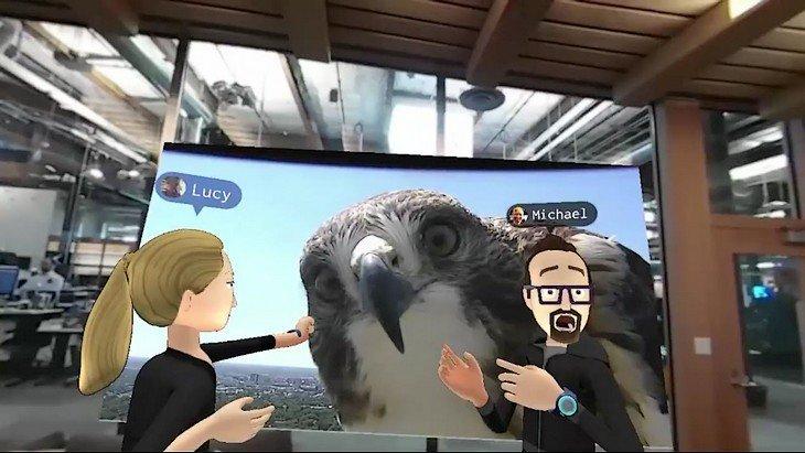 Quand la réalité virtuelle devient sociale : l'incroyable démo de Mark Zuckerberg