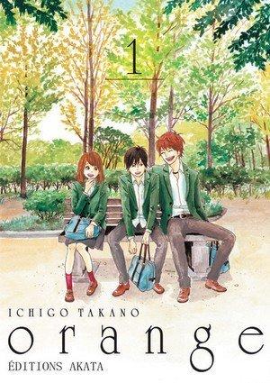 Orange V.1 manga