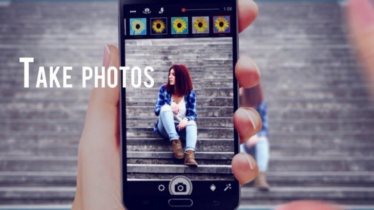 PicsArt Photo Studio:  retoucher tes photos devient fun sur ton mobile