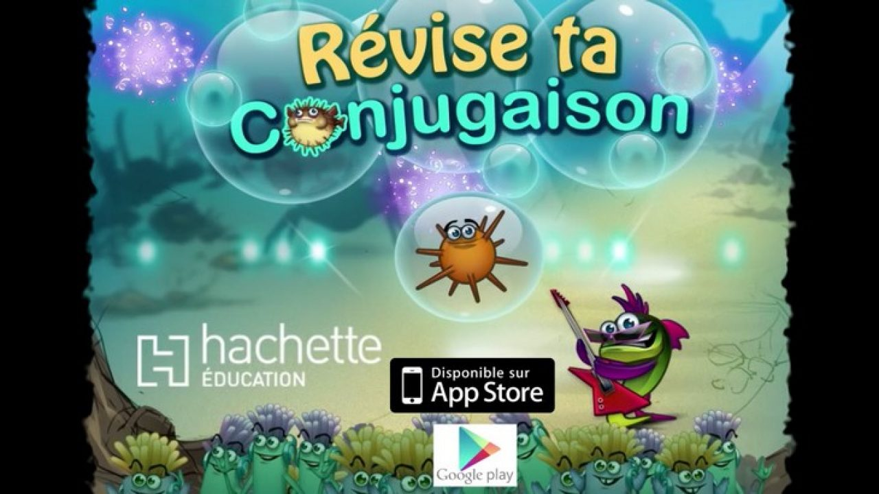 Revise Ta Conjugaison L Appli Pour Ne Plus Perdre Son Temps Geek Junior