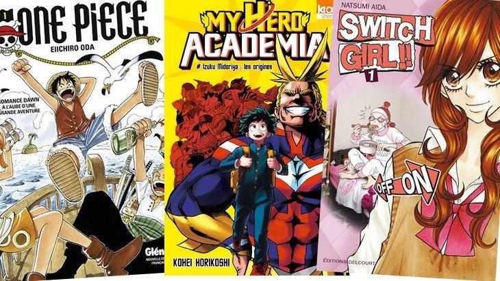 Manga 6 Idees De Series Pour Debuter A Partir De 12 Ans
