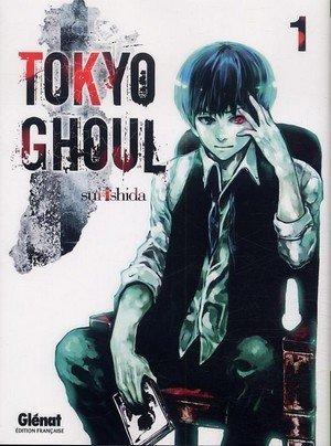Tokyo Ghoul manga vol.1