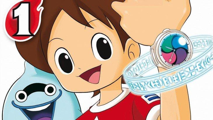 Yo-kai Watch : le manga débarque dans les librairies le 3 novembre