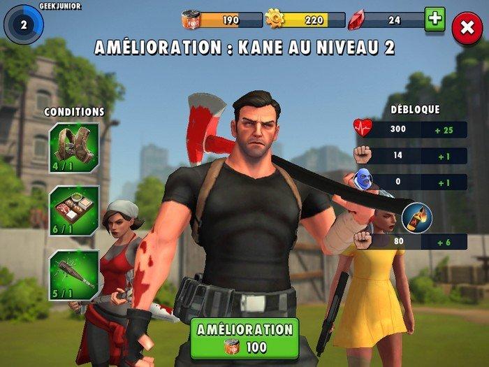 Zombie Anarchy Gameplay