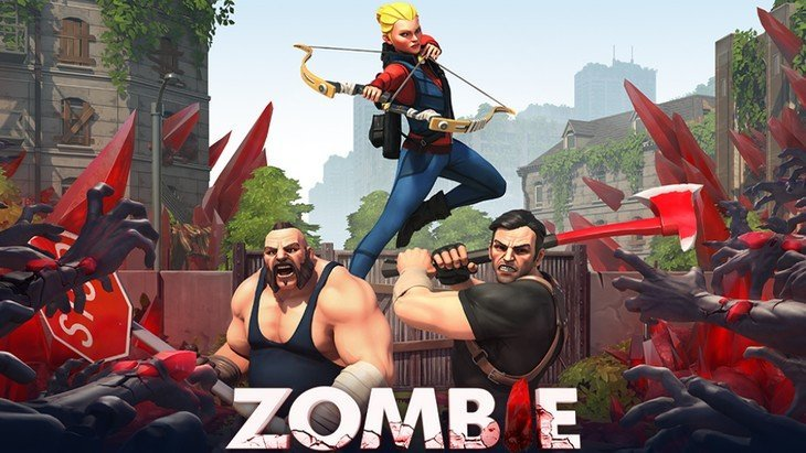 Zombie Anarchy : imagine Clash of Clans avec plein de zombies !