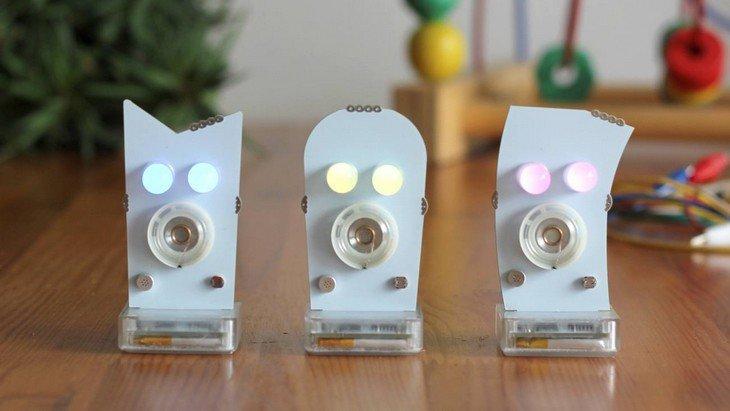 Little Robot Friends : des petits robots programmables à construire !