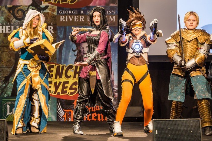 Paris manga sci fi show le salon manga du 4 au 6 for Expos paris novembre 2016