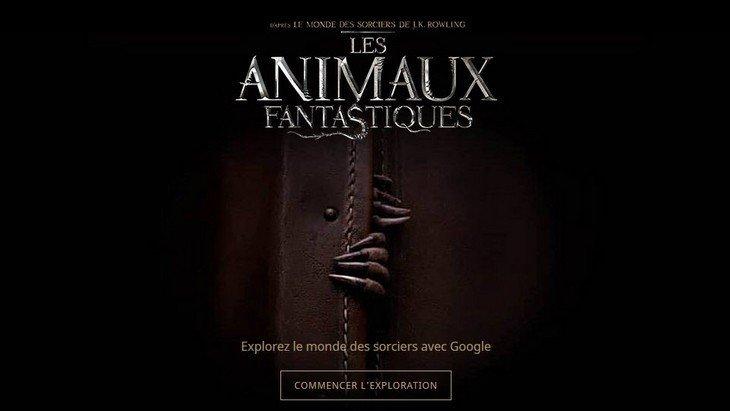 Les Animaux Fantastiques : la magie dans ton smartphone Android !