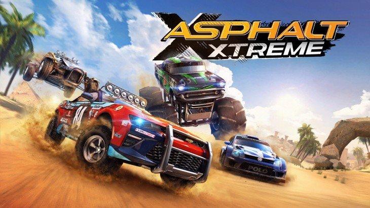 Asphalt Xtreme : la course tout-terrain sur Android, iOS et Windows