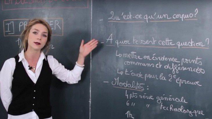 Bac de Français : deux sites et une chaîne YouTube pour te préparer