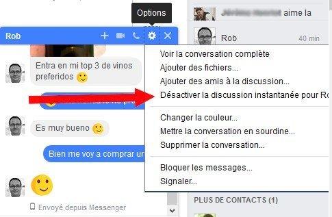 Facebook, comment ne pas apparaître pour un seul ami