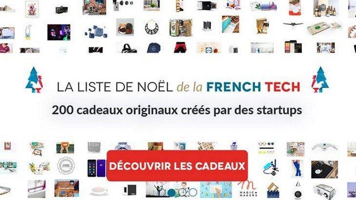 Le Noël de la French Tech : des idées de cadeaux par les startups françaises !
