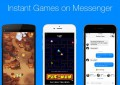 17 jeux dans Facebook Messenger ! Pac-Man, Space Invaders...