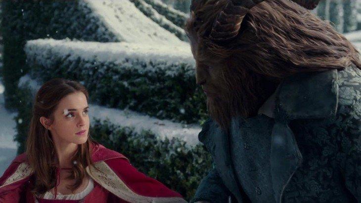 La Belle et la Bête : la bande-annonce avec Emma Watson