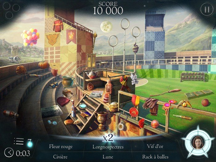 Les animaux fantastiques - gameplay