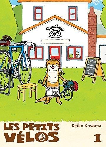 Les Petits Vélos - Manga