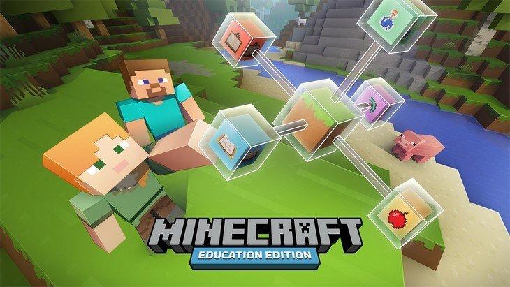 Minecraft : Education Edition dispo pour les salles de classe françaises
