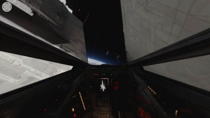 Star Wars Rogue One : pilote un X-Wing à 360° ! (vidéo)