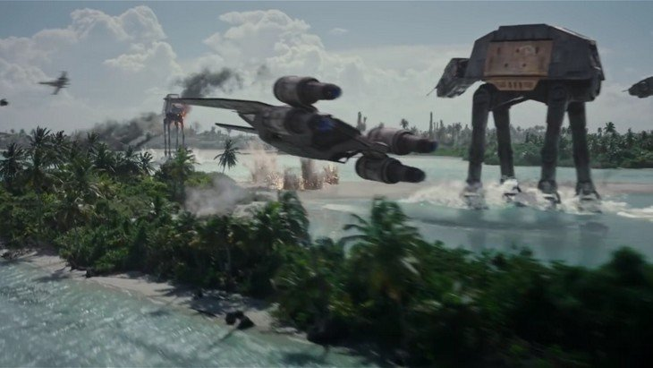 Star Wars Rogue One : un dernier trailer avant la sortie du film