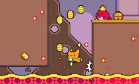 Le jeu mobile du jour : Super Cat Tales (Android et iPhone)