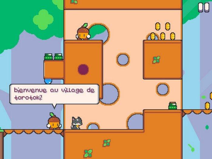 Super Cat Bros - Gameplay