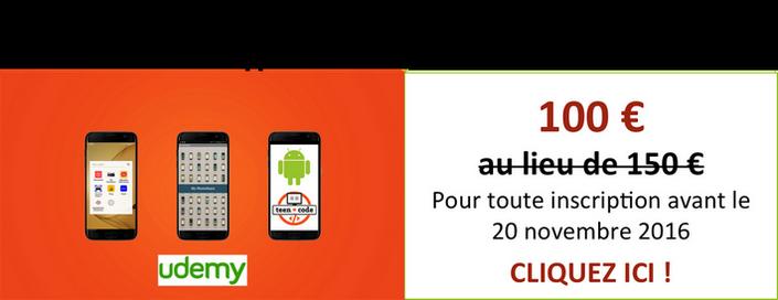 Création d'applications mobiles pour débutants sur Android