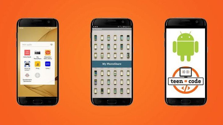 Créer des applications Android : la formation en ligne pour débutants (offre de lancement)