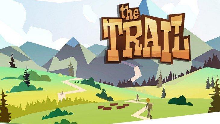 The Trail (iPhone Android) : promenons-nous dans les bois !