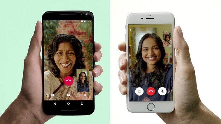 Les appels vidéo enfin dispo dans WhatsApp (iOS, Android)
