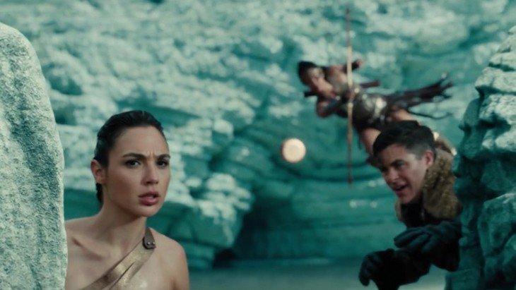 Wonder Woman : découvre la bande-annonce du film