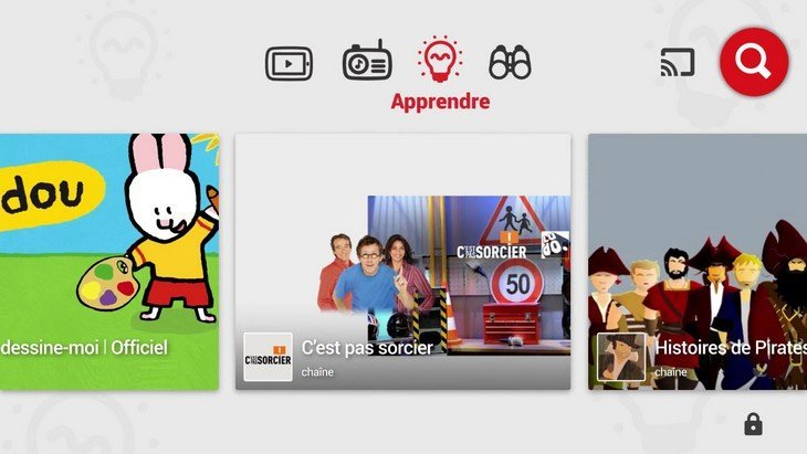 YouTube Kids dispo en France (Android, iPhone et iPad)