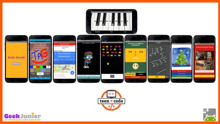 Création d'applications mobiles :  8 tutoriels vidéo pour les débutants !