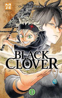 Black Clover - manga