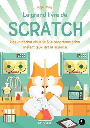 Le Grand Livre de Scratch - couverture