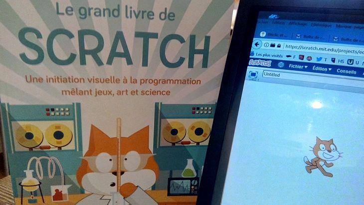 «Le grand livre de Scratch» : les grands principes du code révélés