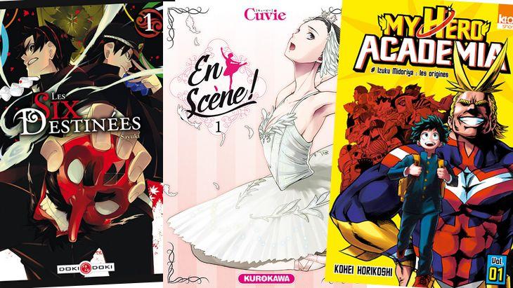 Manga : Top 10 des meilleures nouveautés 2016 ! (2ème partie)
