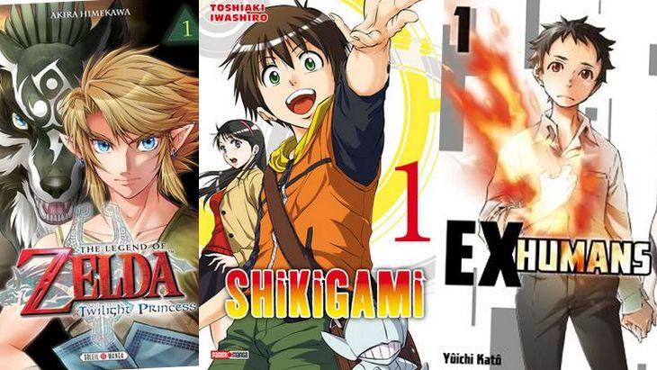 Manga : les 10 nouveautés de ce début 2017 qui pourraient te faire craquer