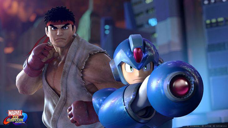 Les 5 trailers jeux vidéo de la semaine #2 : Super Mario Run, Marvel VS Capcom Infinite…