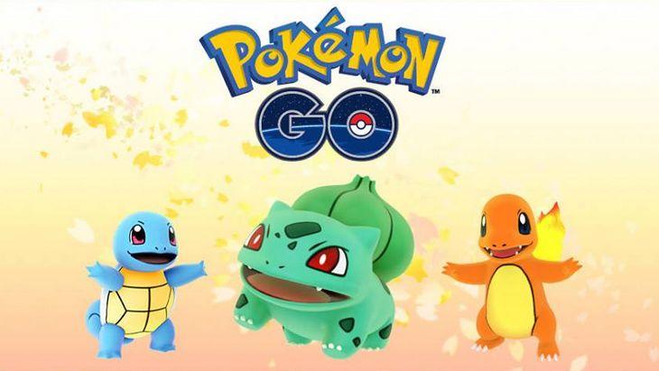 Pokémon GO : la grosse mise à jour dans les starting blocks