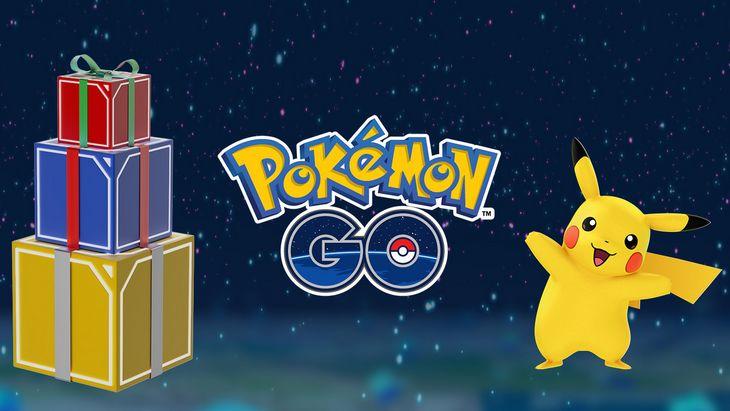 Pokémon Go offre pour Noël plus de chances d'attraper les nouveaux Pokémon