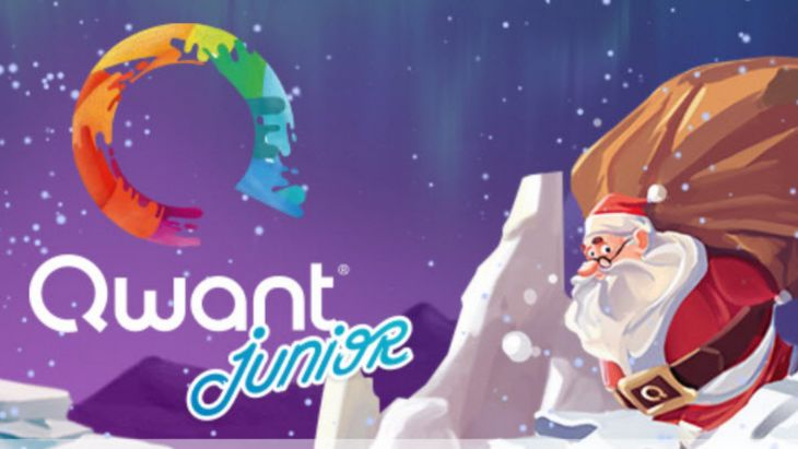 Qwant Junior sort un calendrier de l'Avent pour découvrir Scratch et la programmation
