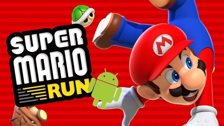 Super Mario Run disponible sur Android à partir du 23 mars