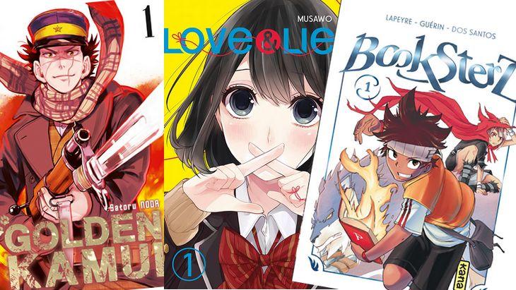Manga : Top 10 des meilleures nouveautés 2016 ! (1ère partie)