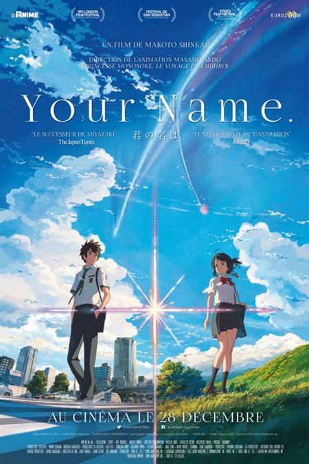 Affiche - Your Name