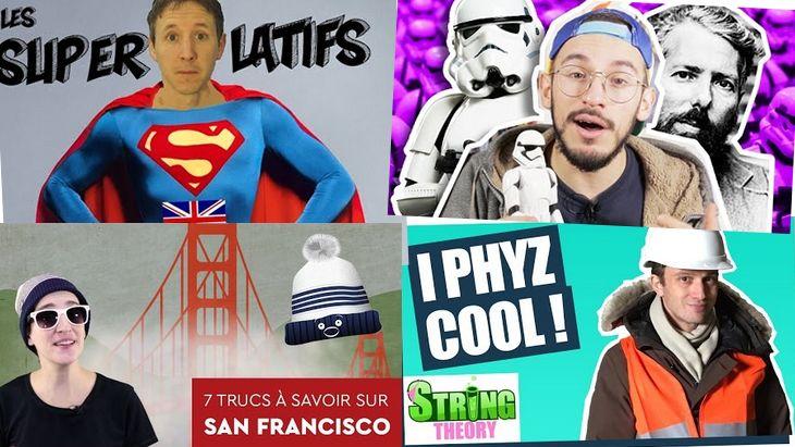 Apprendre avec YouTube #8 : les 6 vidéos de la semaine avec Cyrus North, String Theory…