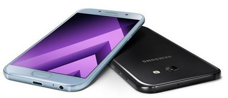 Samsung Galaxy A5 - modèle 2017
