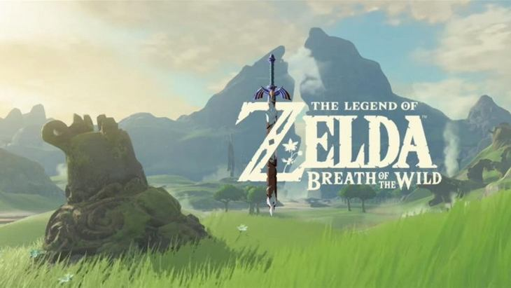 Zelda Breath Of The Wild se dévoile un peu